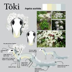 Toki Original Reference by SoleSurvivor23
