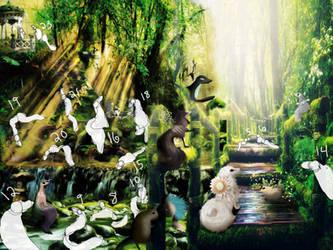 Temple of Silence YEH by SoleSurvivor23
