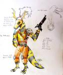 Character Sheet: Katar by DracoPhobos