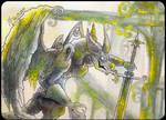 Gargoyle Knight
