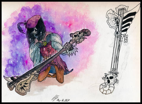 The Condemned Bard's Chord