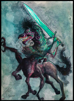 Ludwig, the Holy Blade