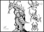 An absolutely regular set of armor
