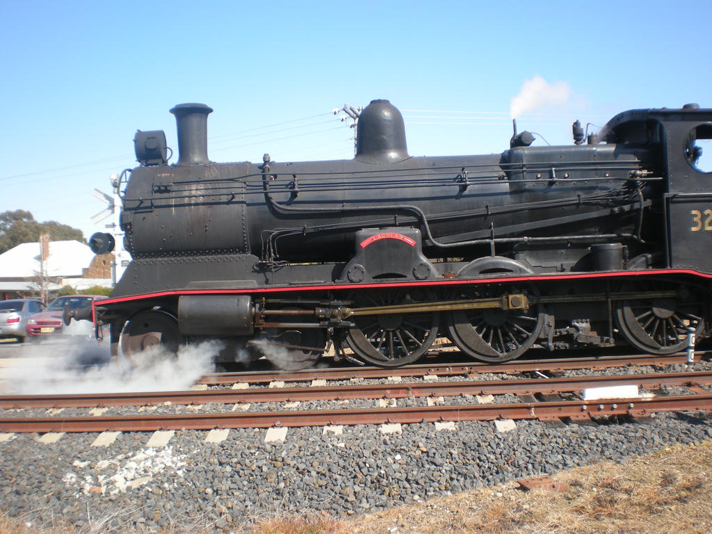 Lachlan Valley Railway Tours