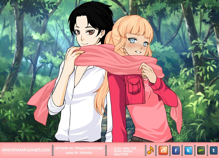 Faith and Shinji (Fairy Tale Warriors) by suburbantimewaster