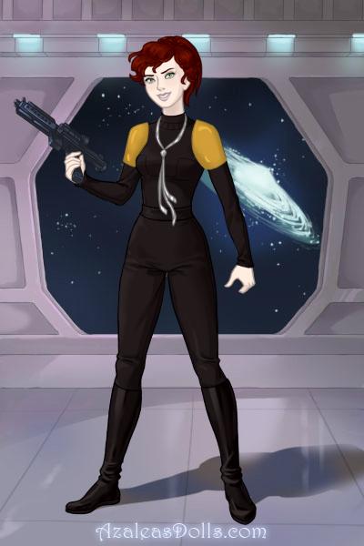 Candy Marino (Star Trek: Deep Space Nine OC) by suburbantimewaster