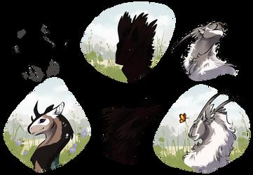 Kukuri Headshots by GomDrop