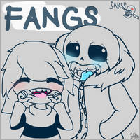 Fangs by Megumi-ChanYT