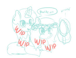 WIP.:You like it?:. by Megumi-ChanYT