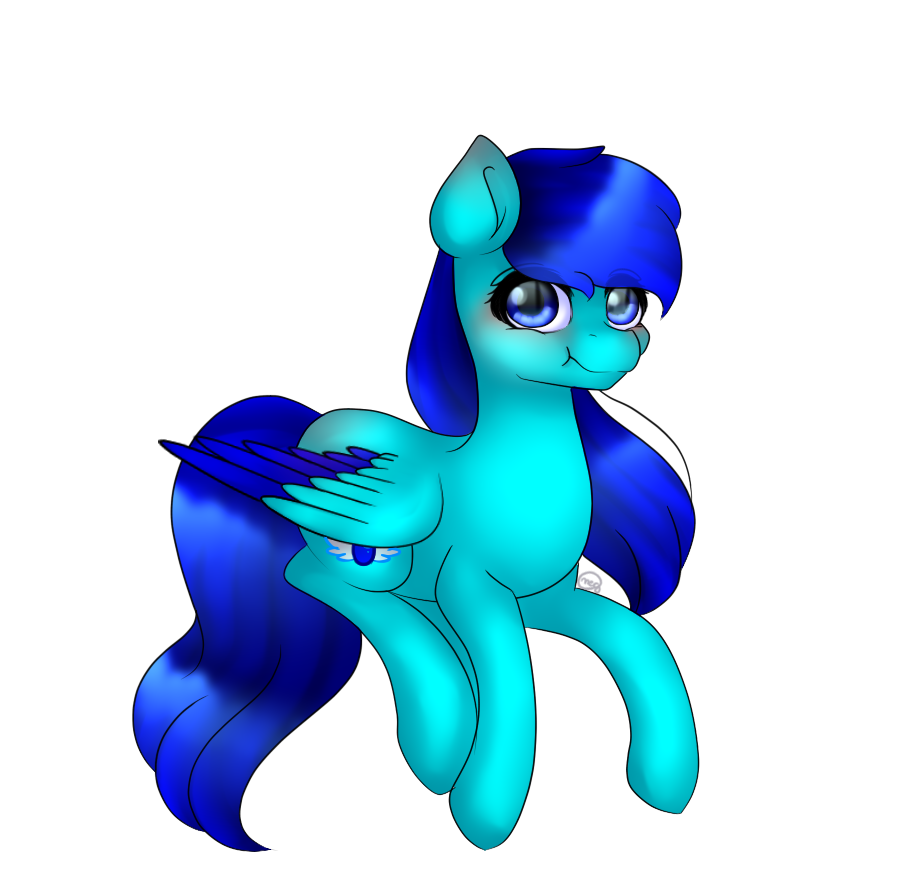Art trade with StarDash13 by Megumi-ChanYT