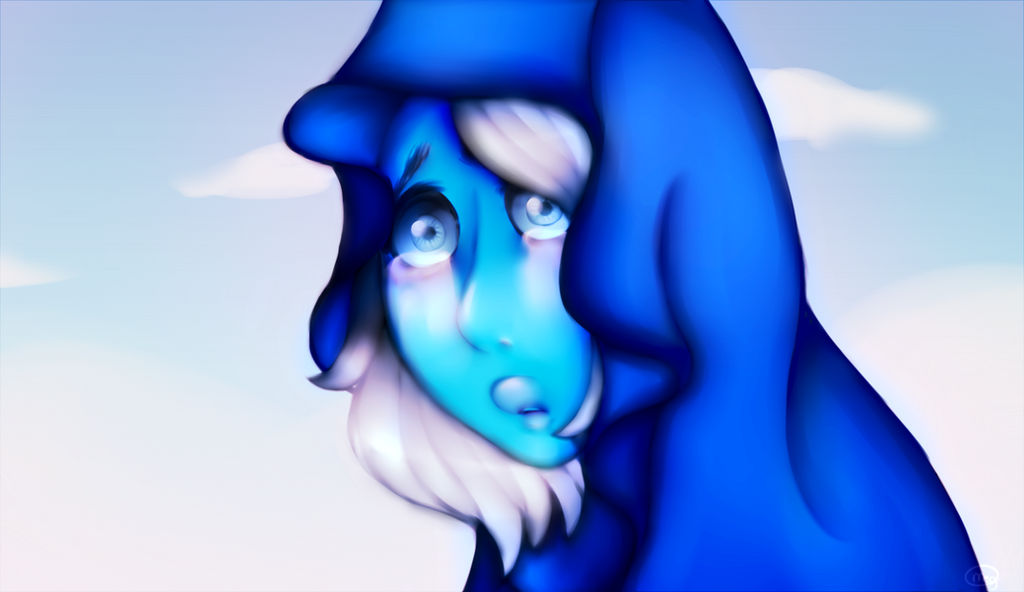 Blue Diamond  Steven Universe Fanart by Megumi-ChanYT