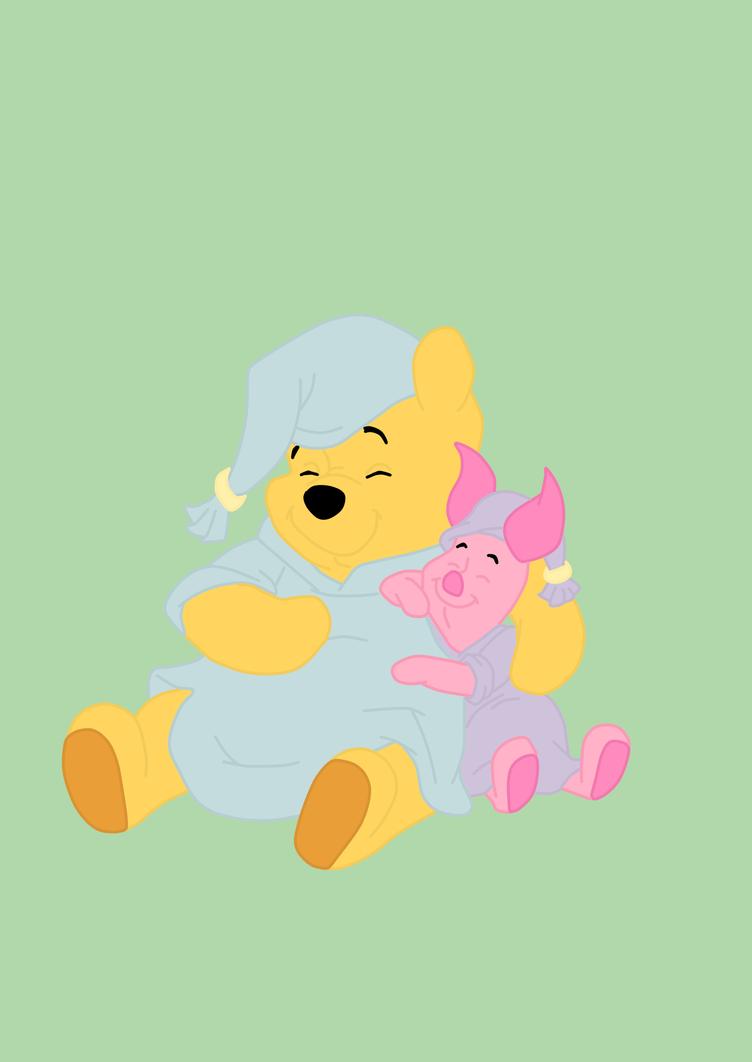 winny the pooh by twinlightownz