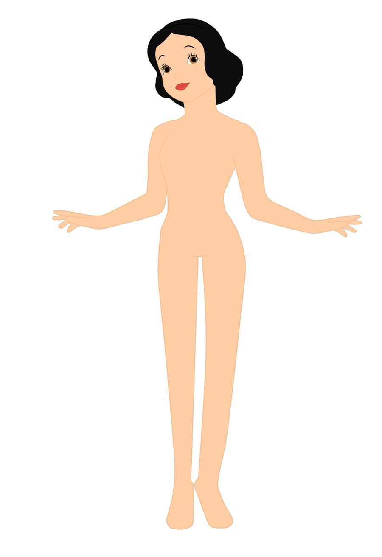 elastigirl naked