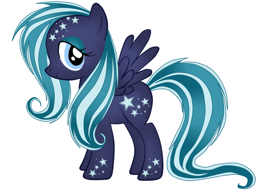 contest entry pony by twinlightownz