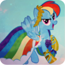 Rainbow Dash avatar. by SonicRainboomZ