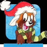 Christmas Zhucha avatar. by SRZ-Nuaro
