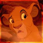 Simba avatar. by SonicRainboomZ
