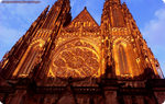 St. Vitus Cathedral.