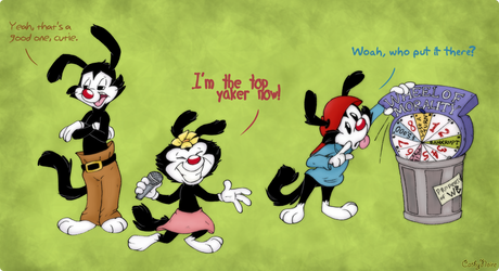 Animaniacs 2020.