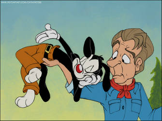 Animaniacs Fake Screenshot.