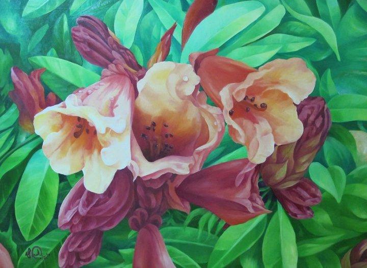 Flower Stills by annetookeen