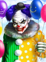 Clown by AliceSad