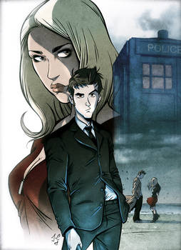 Doctor Who - DOOMSDAY