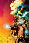 New Mutants fanart