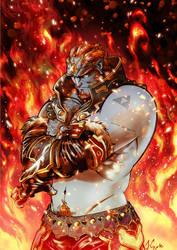 Ganondorf by dronio