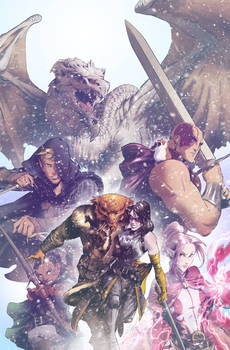 Dungeons and Dragons: Frost Giant's Fury
