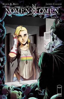 Nomen Omen issue#1 - Image Comics version