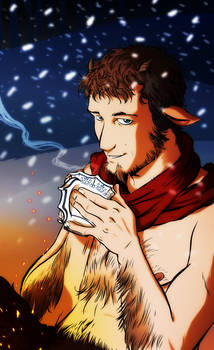 Mr Tumnus