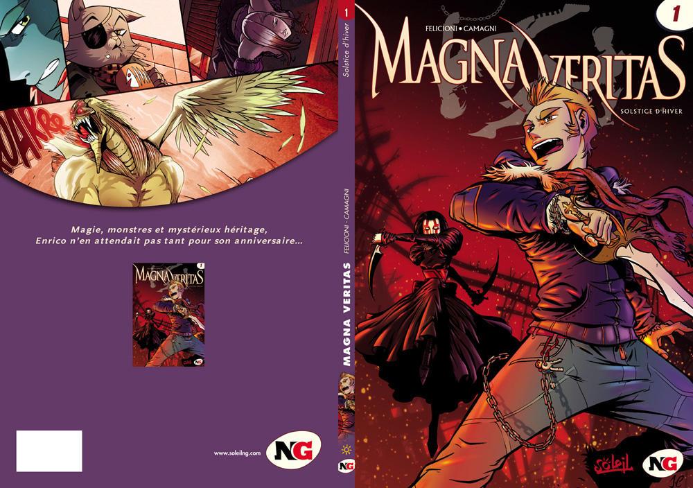 Magna Veritas by dronio