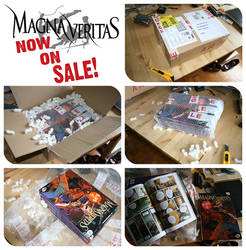 Magna Veritas is now on sale