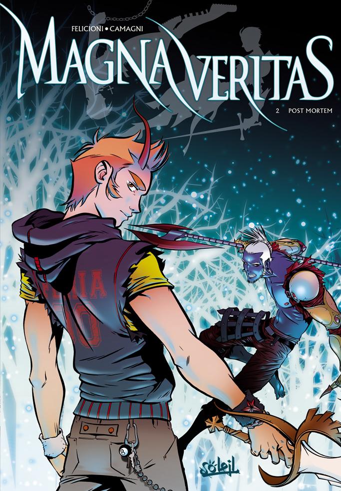 Magna Veritas - Cover Vol 02 by dronio