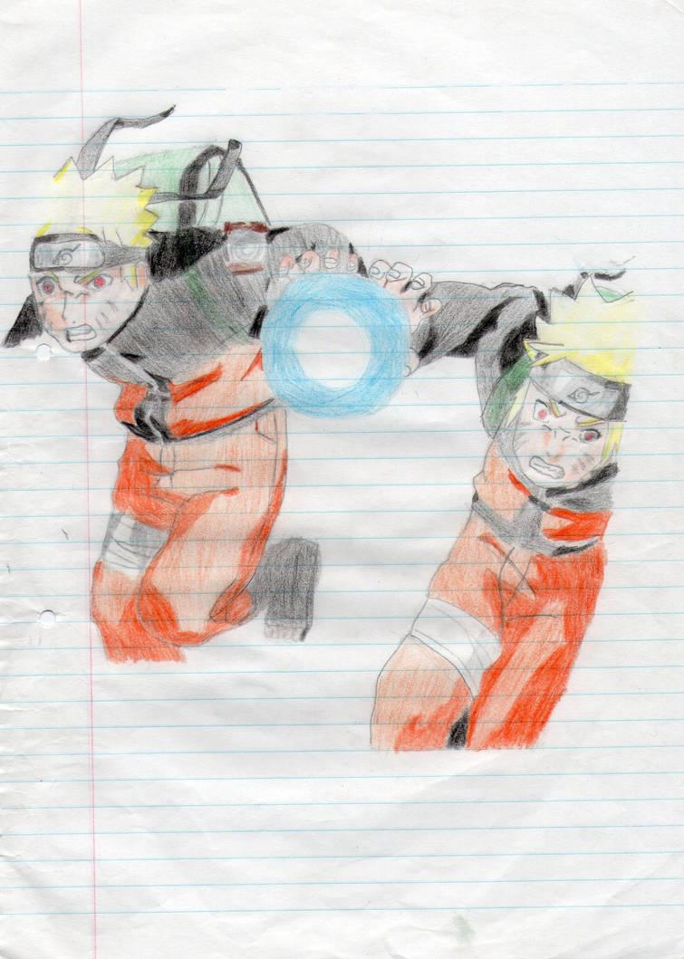 Naruto Odama Rasengan By Viki9 On Deviantart