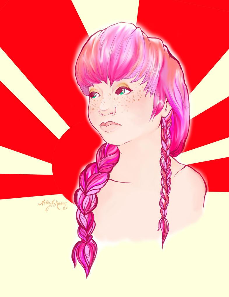 love for japan by sunshynedancer