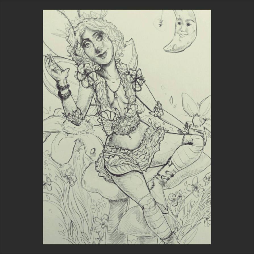 faerie no.1 by sunshynedancer