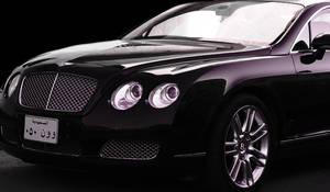 Bentley by iyasser