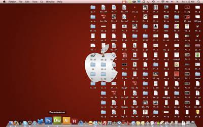 My mac by iyasser