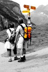 Which Way? by iyasser