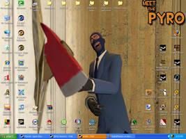 Meet The Desktop by DigitalFlareon