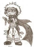 Naruto OC Akane Gintsuki by DigitalFlareon