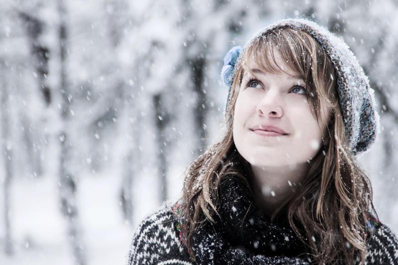 Wishing for snow by Mariehoene
