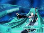 Hatsune Miku - Vocaloid 2