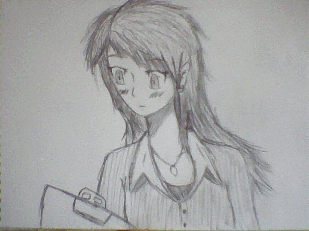 Cecilia Marshall Close up by RoyalKnight-Adolmaea