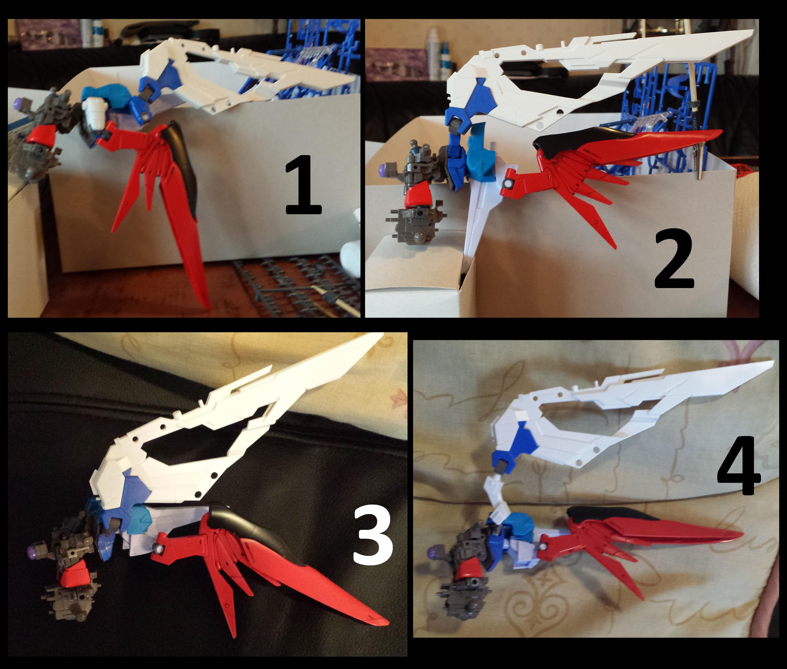 Which wing setup looks better? by sstteevveenn
