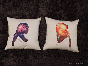 Game of Thrones Cushion by Aintza-K