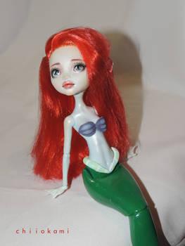 The Little Mermaid | Monster High