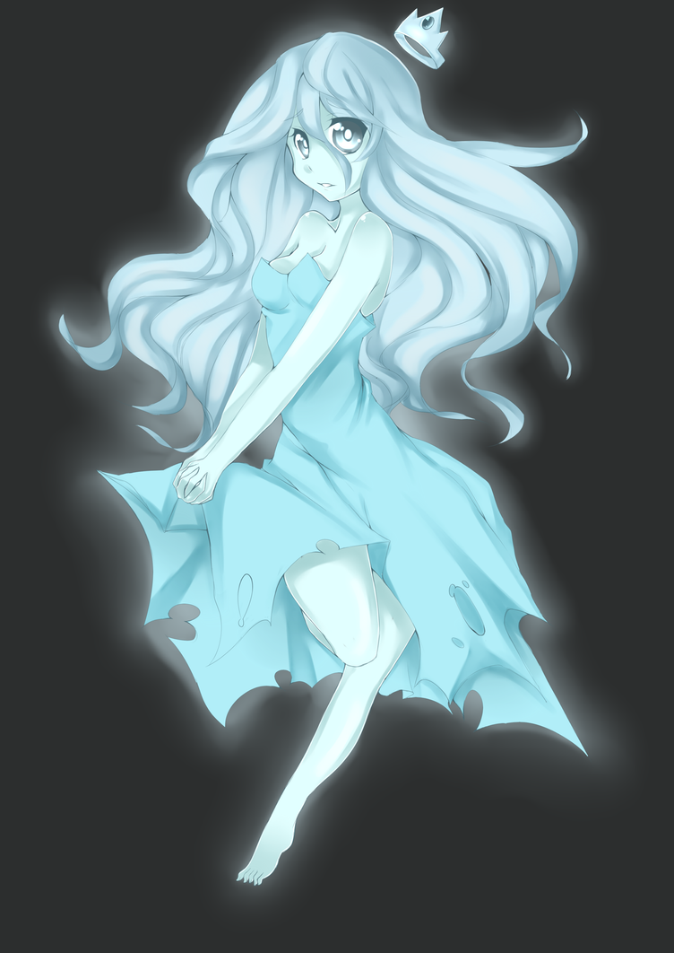 Ghost princess by punipaws